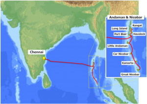 BSNL selects NEC to build submarine cable system between Chennai and the Andaman & Nicobar Islands