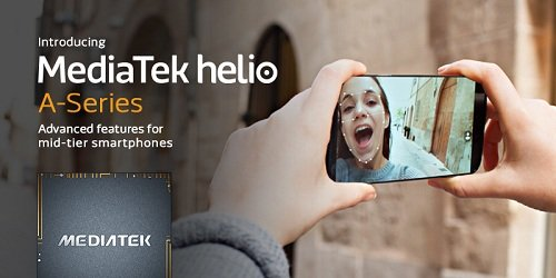 MediaTek Introduces New Helio A Series Chipset Family to Power More