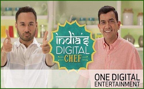 digital food reality show; India's Digital Chef