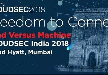 CLOUDSEC India 2018