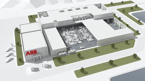 ABB Robotics Factory