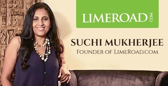 influential women in india, Suchi Mukherjee