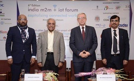 India m2m iot Forum 2019