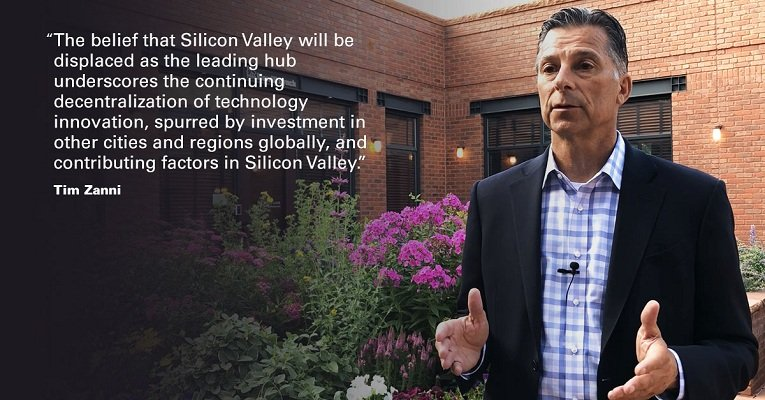 Silicon valley Technology Hub, Tim Zanni