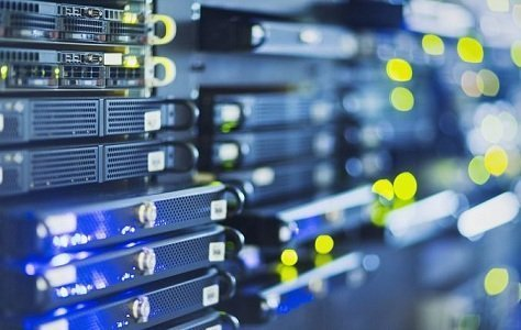 worldwide server revenue