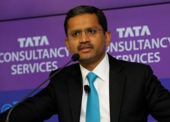 TCS CEO Rajesh Gopinathan