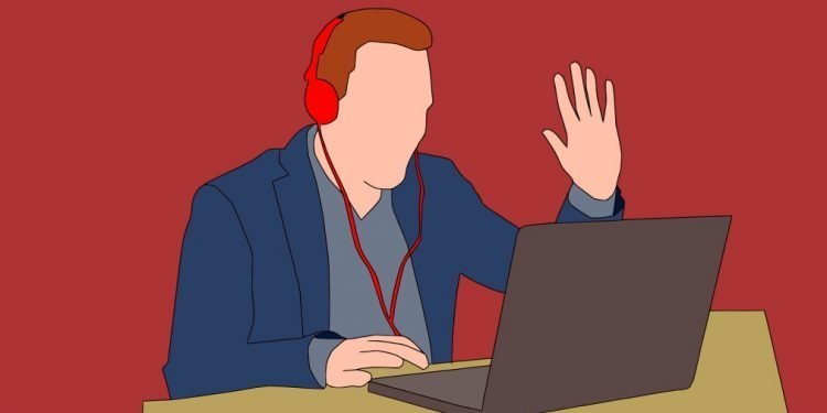 Cyber Security remote employee from attacks