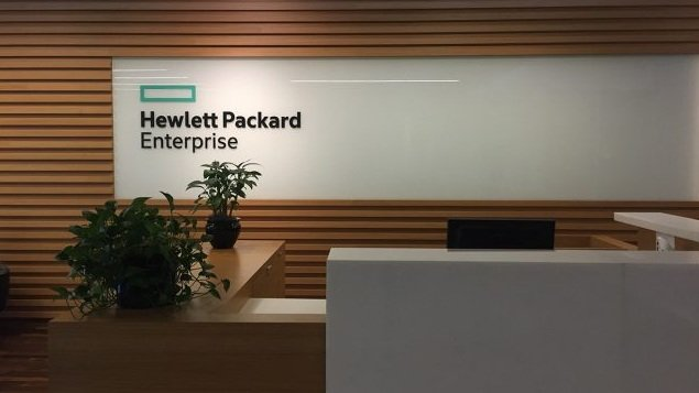 HPE Investment India market