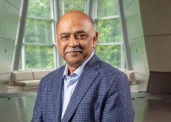 Arvind Krishna appointed as IBM CEO